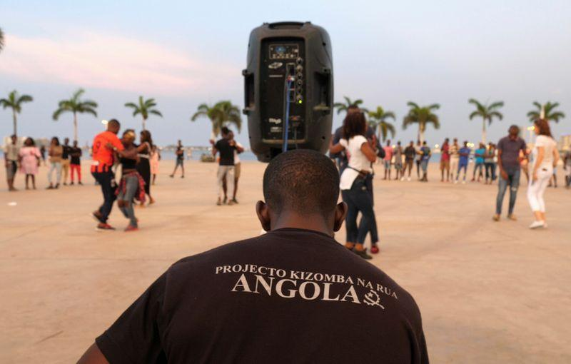 Kizomba – Angola's answer to Salsa – gaining global following