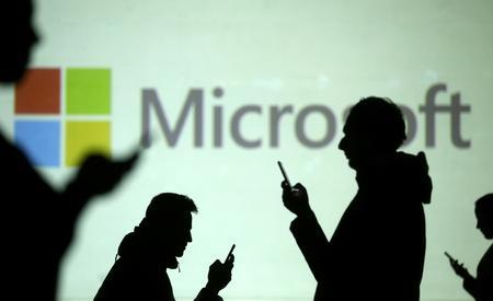 Microsoft shares slip after warning of coronavirus hit to supply chain