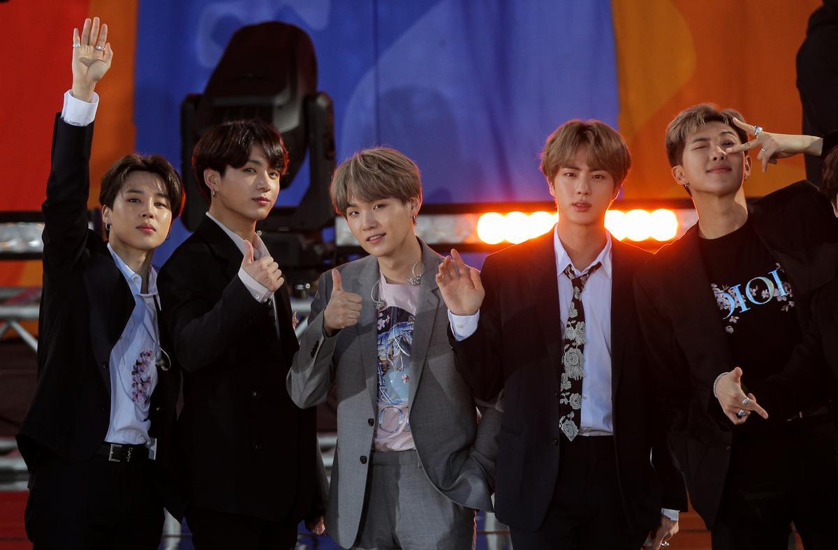 South Korea boy band BTS cancels April Seoul concert on coronavirus concerns