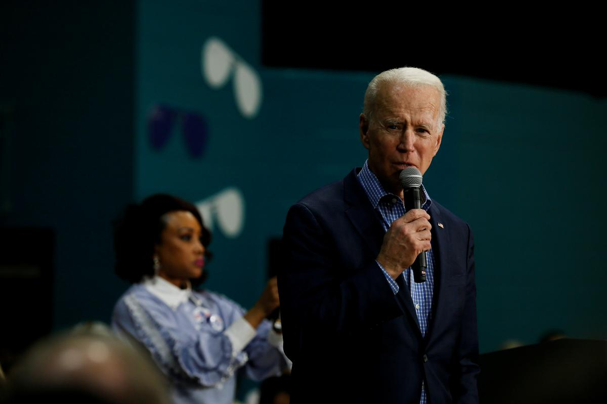 On the trail: Biden battles to secure needed victory in South Carolina