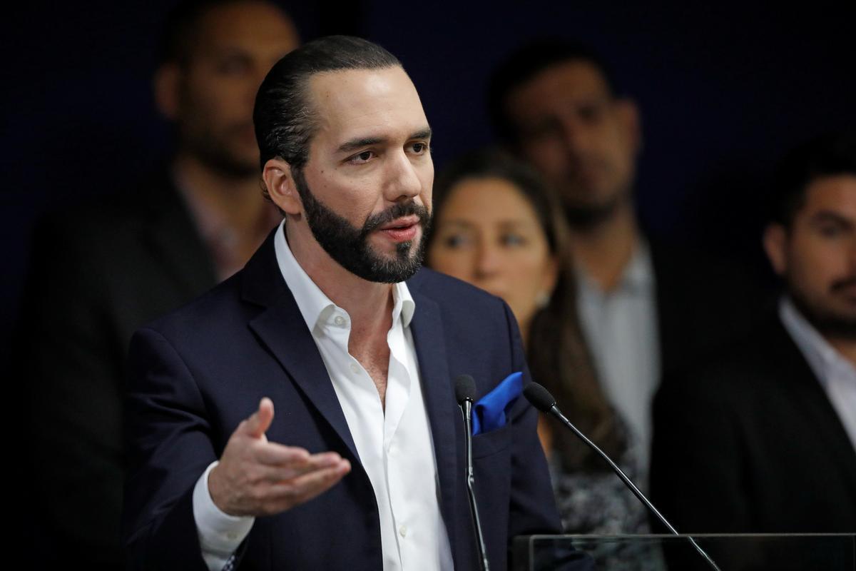 El Salvador's president vetoes controversial war crimes law