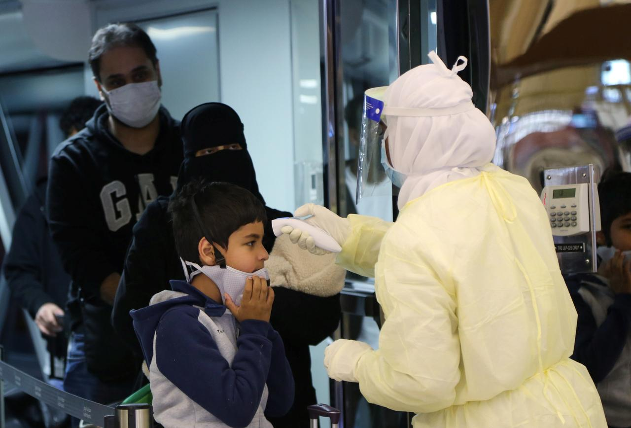 coronavirus cases in saudi arabia today