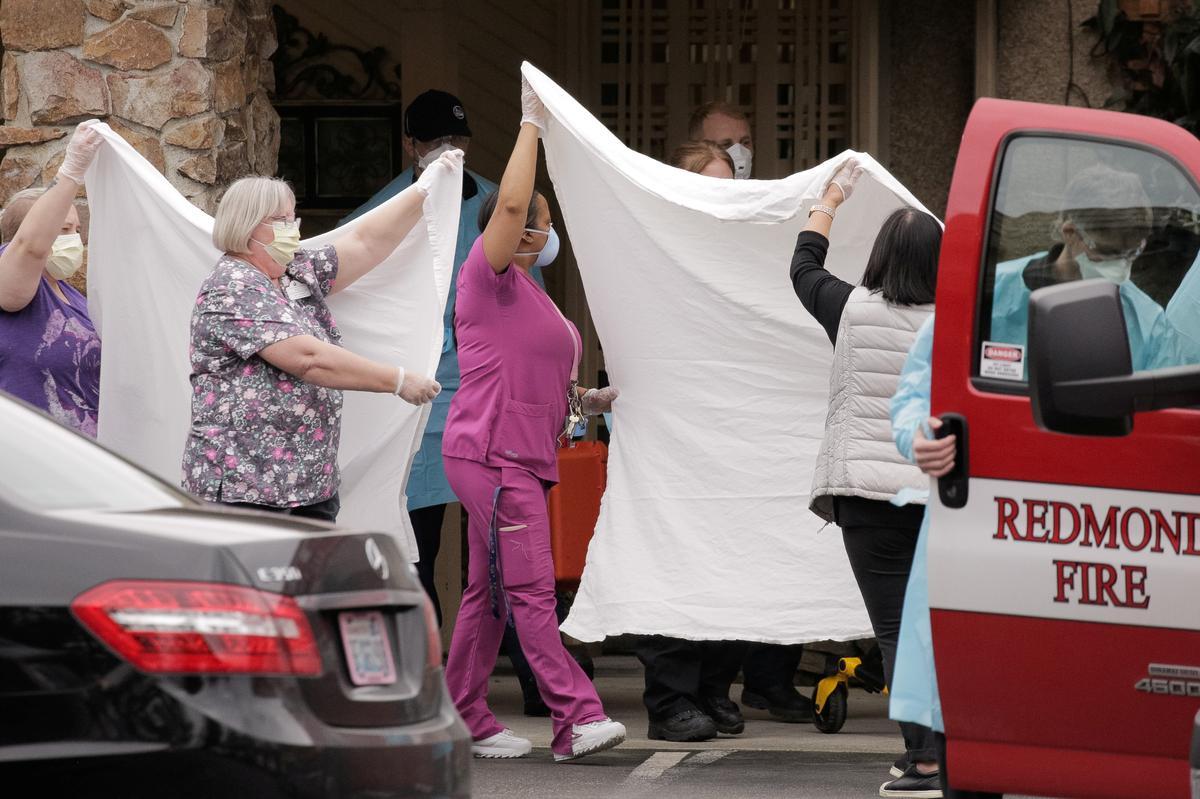Washington state confirms second U.S. coronavirus death; New York ...