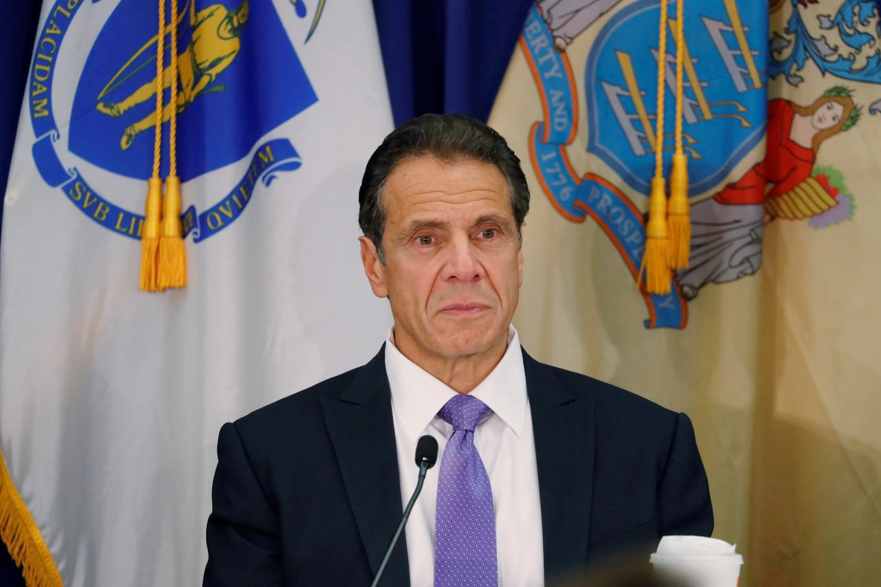 Cuomo Warns 80 Percent of New York's Population Could Get Coronavirus Over Nine Months