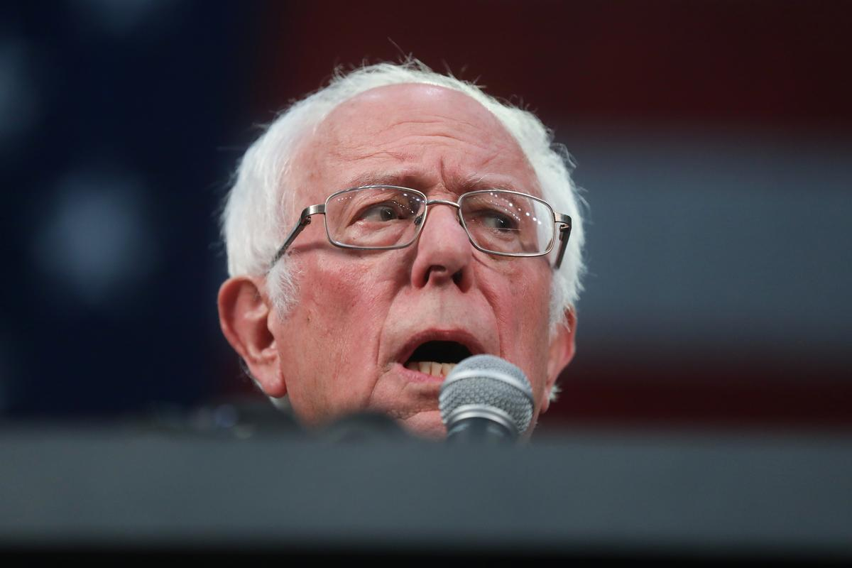 Scared of Sanders presidency, Wall Street Dems double down on moderates