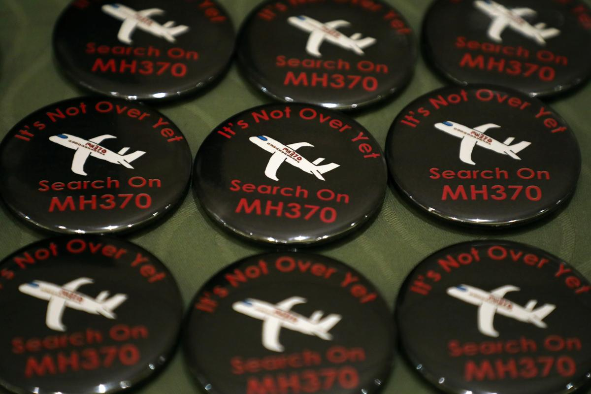 Six years on, families demand new search for missing Malaysia Airlines plane