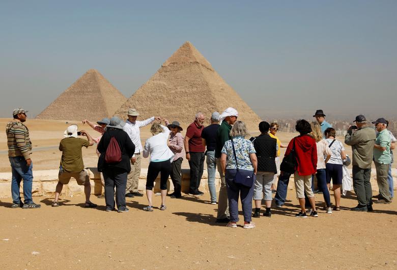 Egypt Reports First Coronavirus Fatality As German Tourist Dies Reuters Com