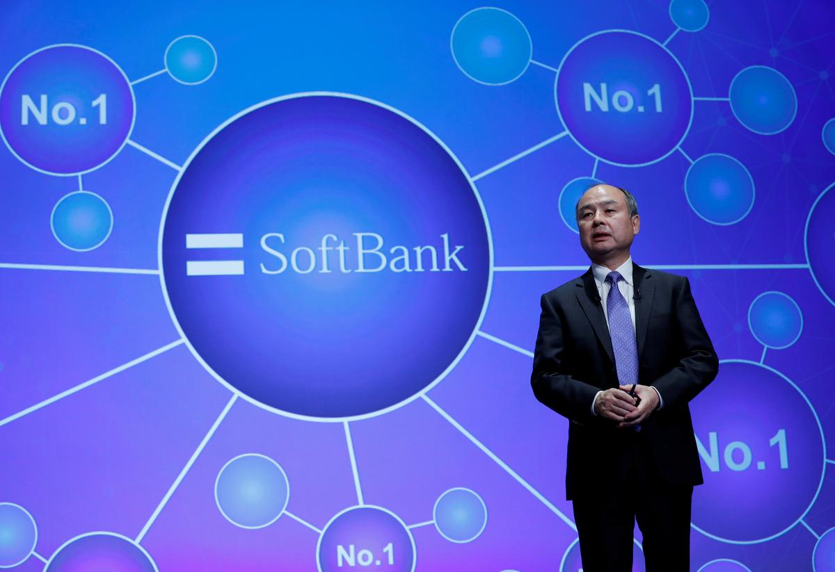 SoftBank's Son might reconsider heavily criticized coronavirus test plan