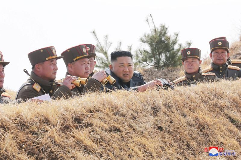 South Korea says detected North Korea missile fire 'inapproriate' amid coronavirus