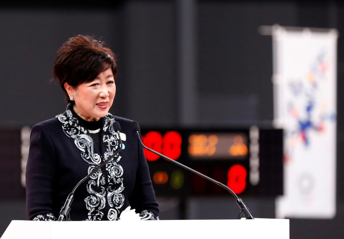 Governor of Japan's capital urges cooperation to avoid city lockdown