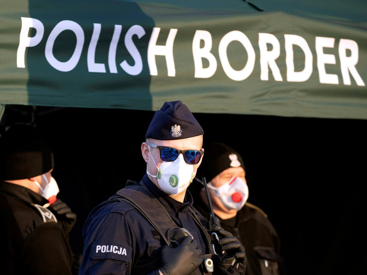 Poland to let more prisoners serve sentences at home amid coronavirus
