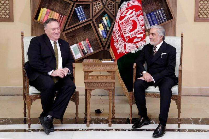 Secretary of State Pompeo to meet Taliban in Doha: State Department