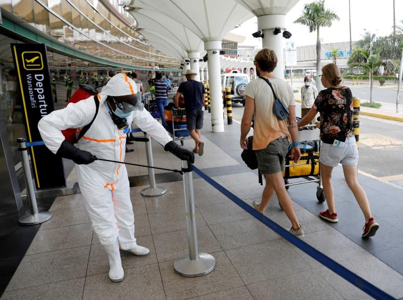 Germany Says Six Million Coronavirus Face Masks Missing in Kenya