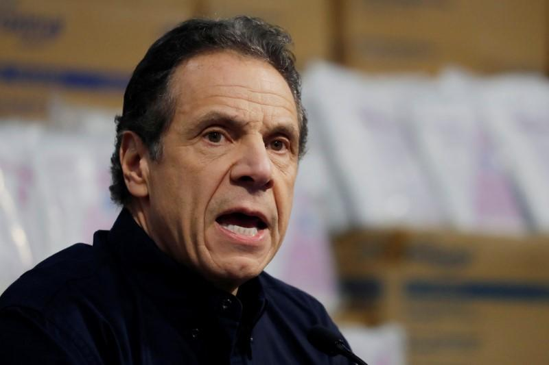 Trump and Gov. Cuomo Clash Over Federal Response to Coronavirus Crisis