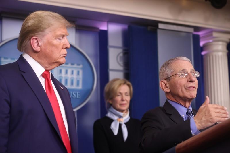 Explainer: Trump has little power to restart U.S. economy