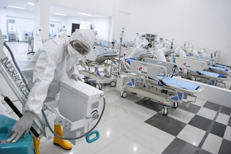 Indonesia's health system on the brink as coronavirus surge looms