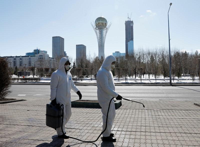 Kazakhstan imports fresh coronavirus cases from Russia, Kyrgyzstan