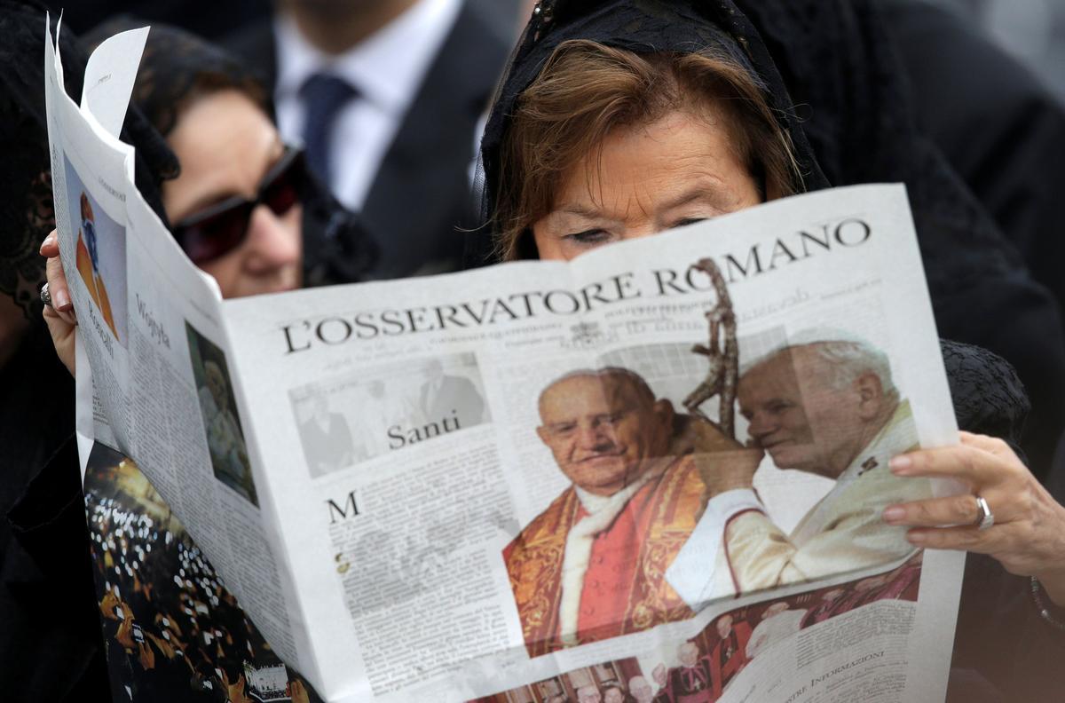 160-year-old Vatican newspaper succumbs to coronavirus