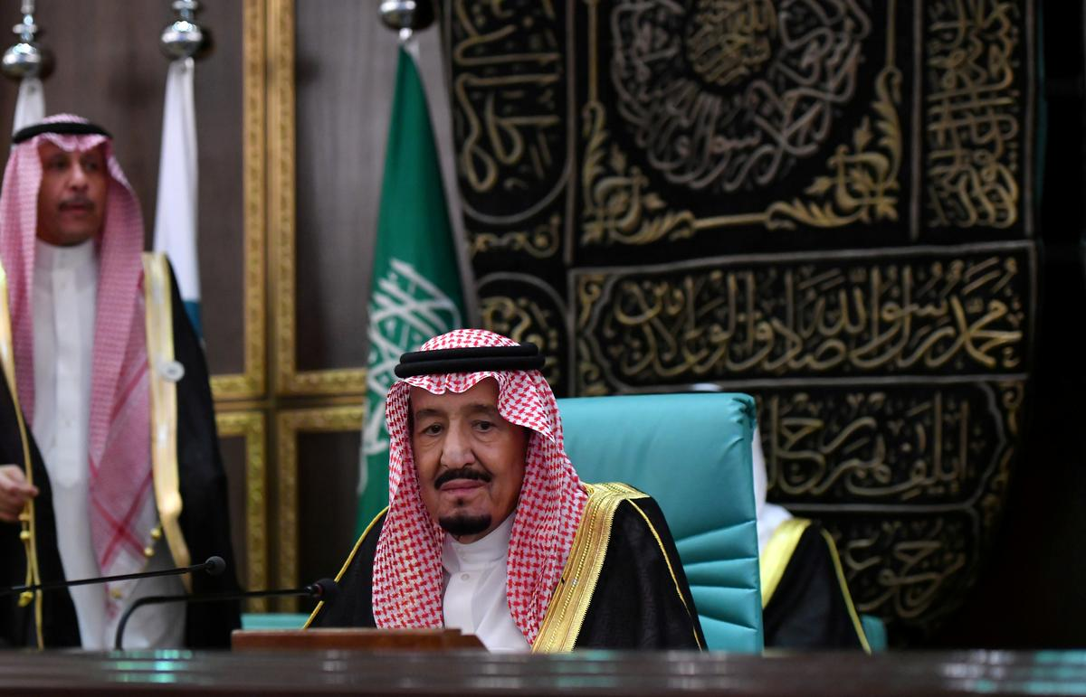 Saudi King says G20 exceptional summit to unite coronavirus efforts