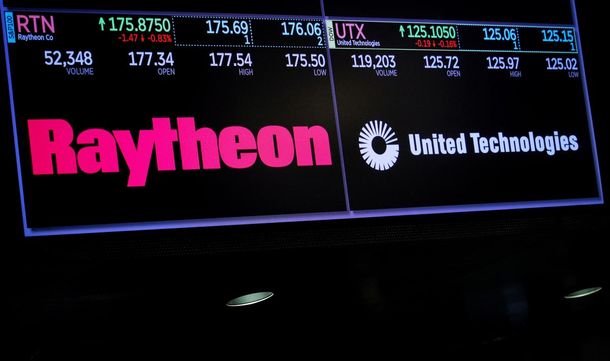 UTC, Raytheon deal wins U.S. antitrust approval, with divestitures