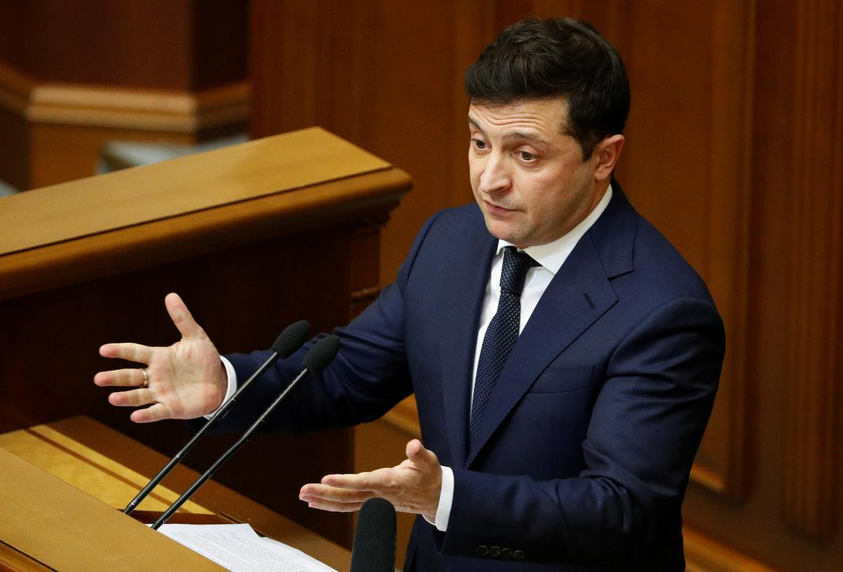 Ukraine parliament to vote on new ministers in special session