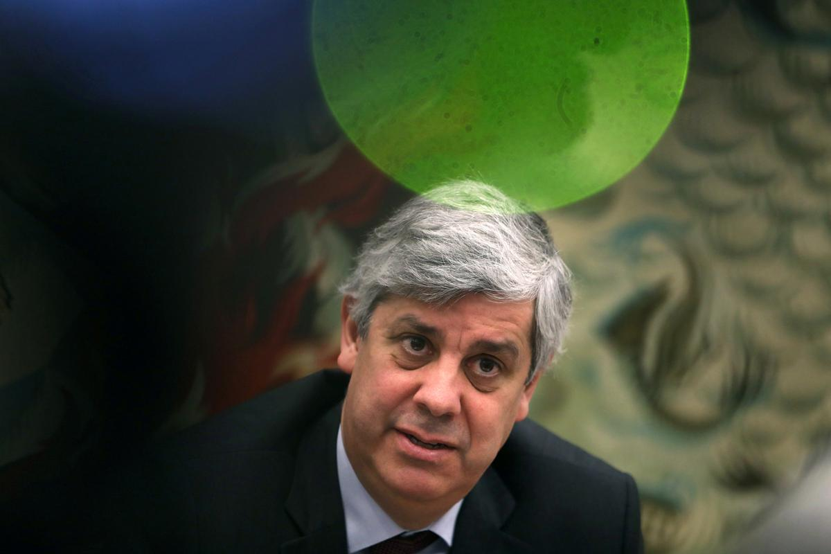 Euro zone to work more on bailout fund, EIB tools to fight coronavirus