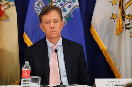 U.S. strategic stockpile of medical supplies 'now empty': Connecticut governor