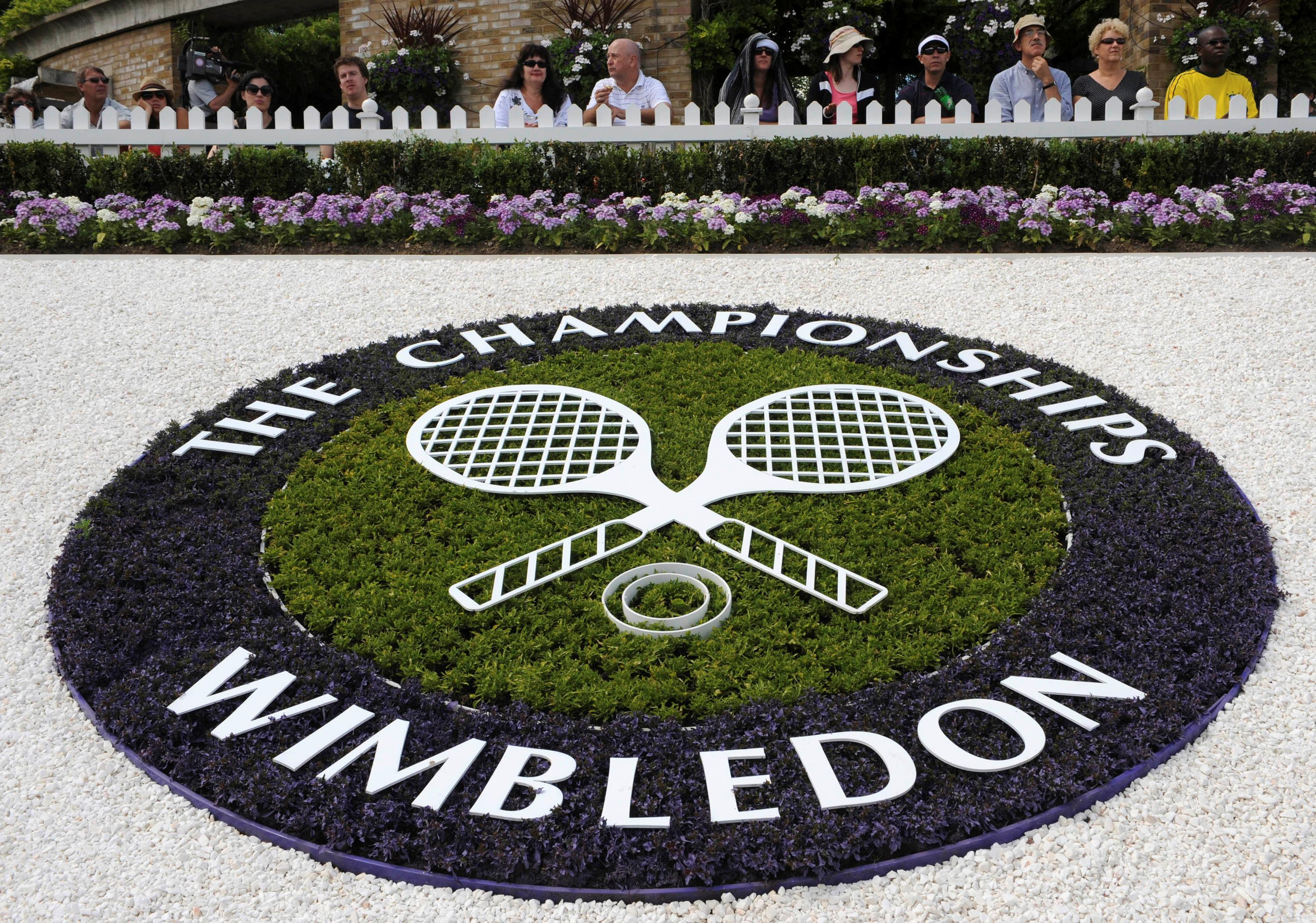 Wimbledon canceled for the first time since World War Two
