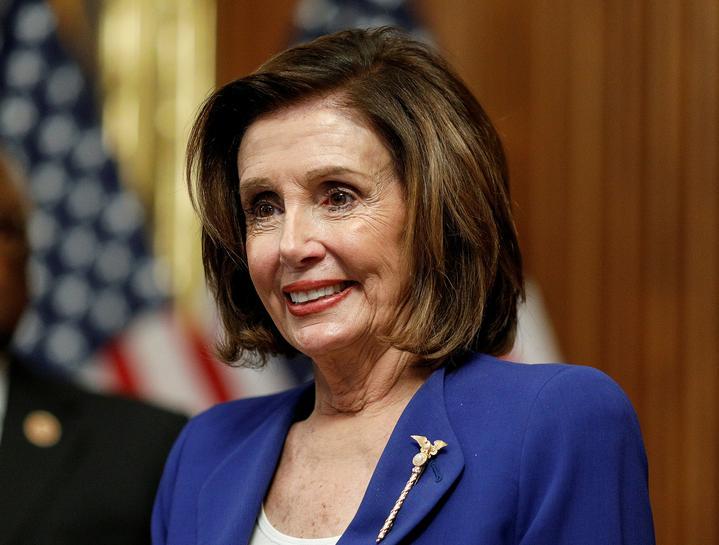 Pelosi wants 'vote by mail' provisions in next U.S. coronavirus bill