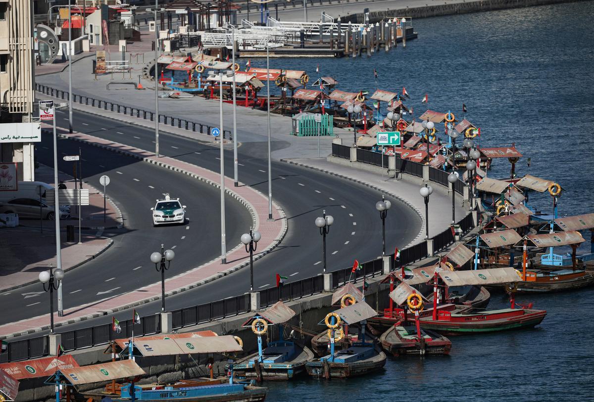 Dubai imposes two-week lockdown as Gulf states step up coronavirus fight