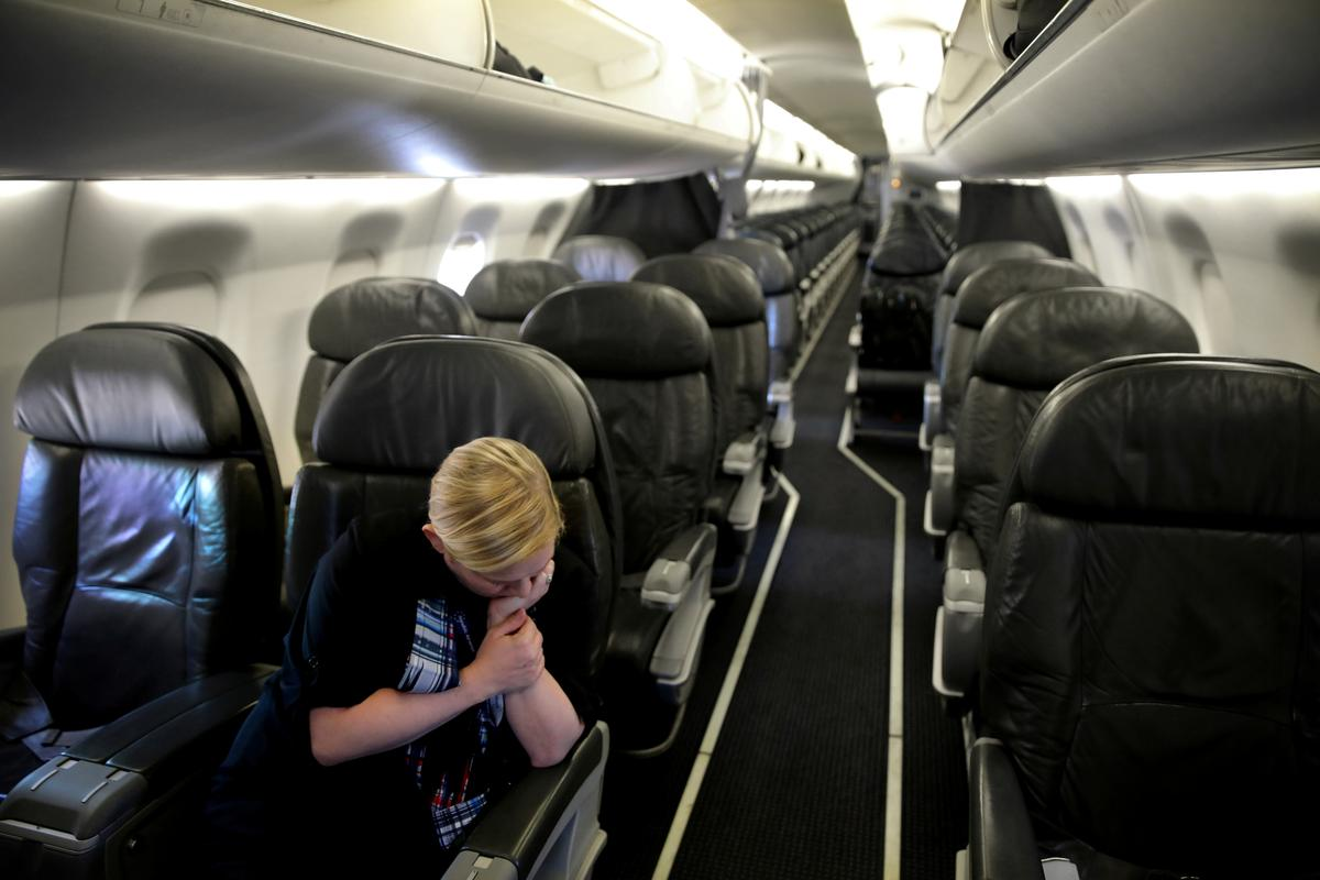 Single passenger flights: The daily woes of airlines, and the crew still working
