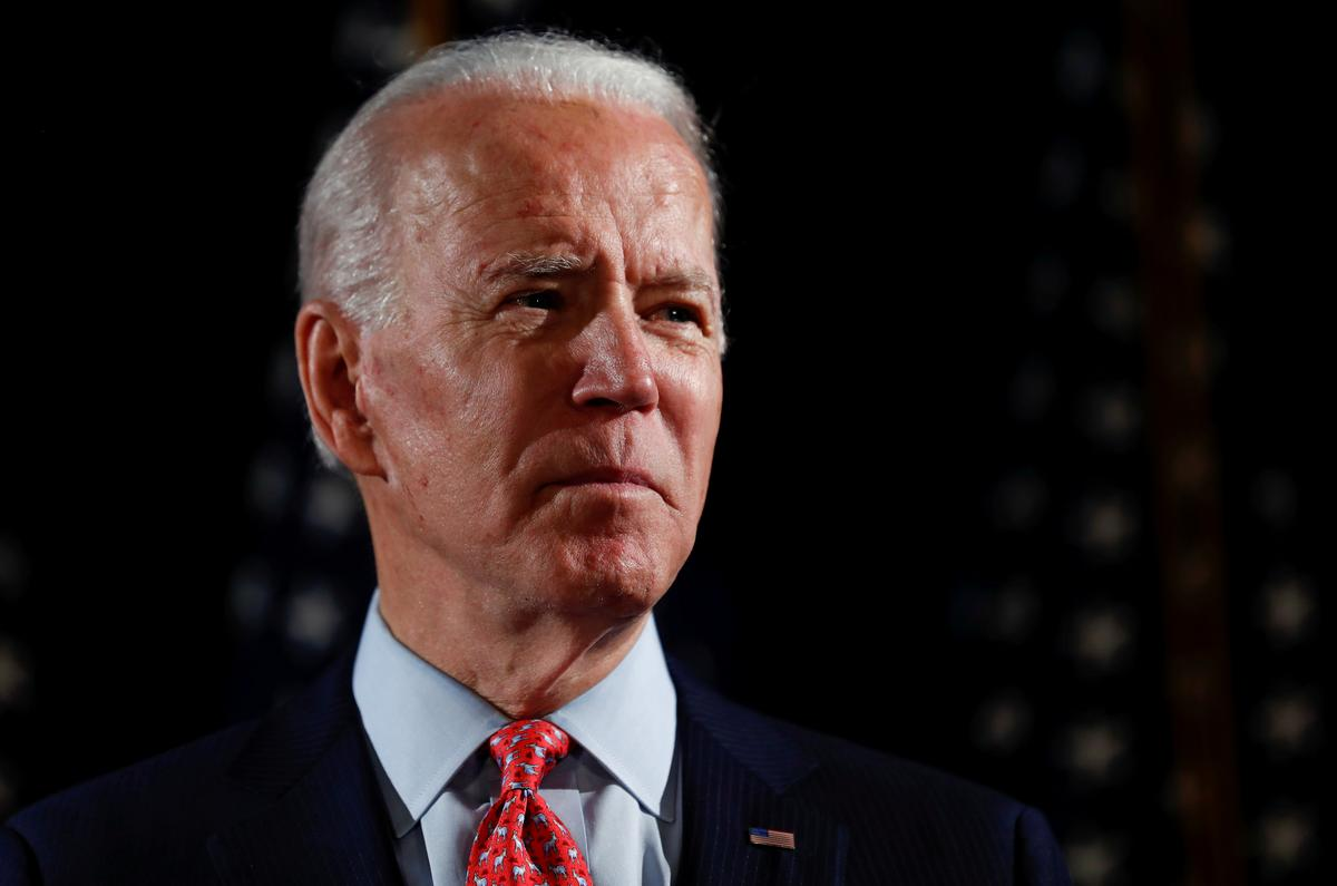 Biden says coronavirus may force Democrats to hold 'virtual' presidential convention