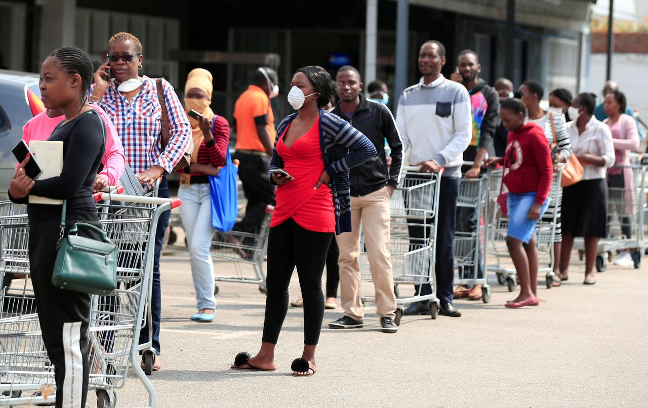 Africa could lose 20 million jobs due to pandemic - AU study - Reuters