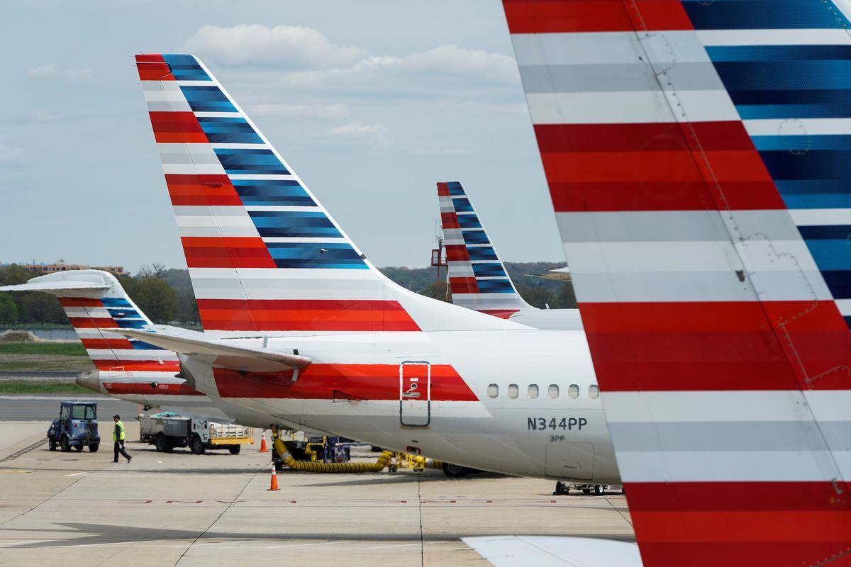 American joins United, others in suspending more NYC flights on coronavirus spike
