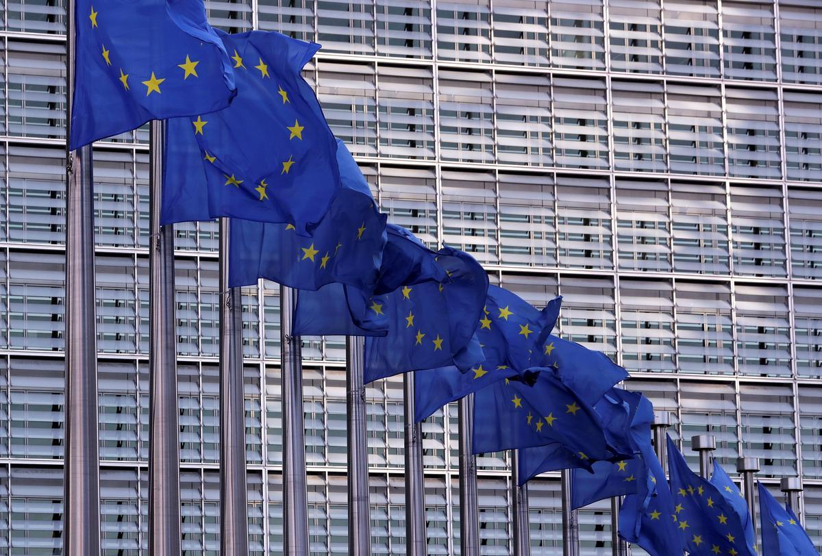 "EU clears 50 billion pound UK ""umbrella"" scheme to support economy"
