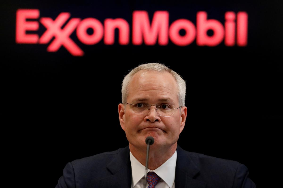 Last but not least: Exxon chops spending by 30%