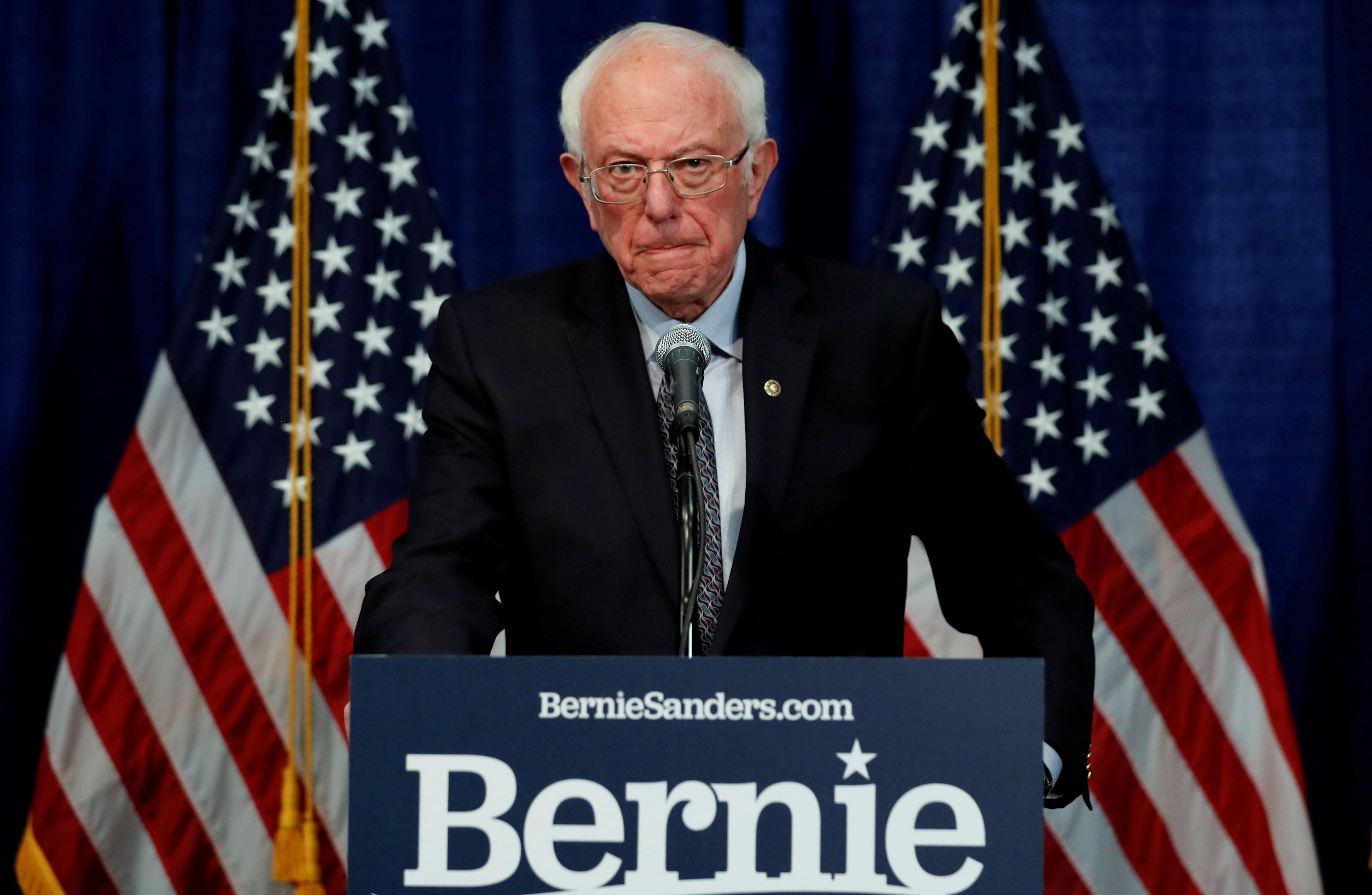Sanders suspend la candidature de la Maison-Blanche, faisant de Biden un candidat démocrate présomptif