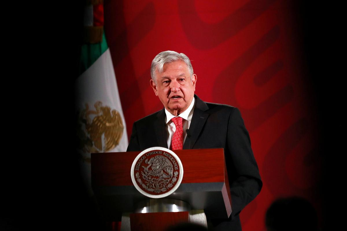 Mexican president lashes out at companies over layoffs, taxes as big business seethes