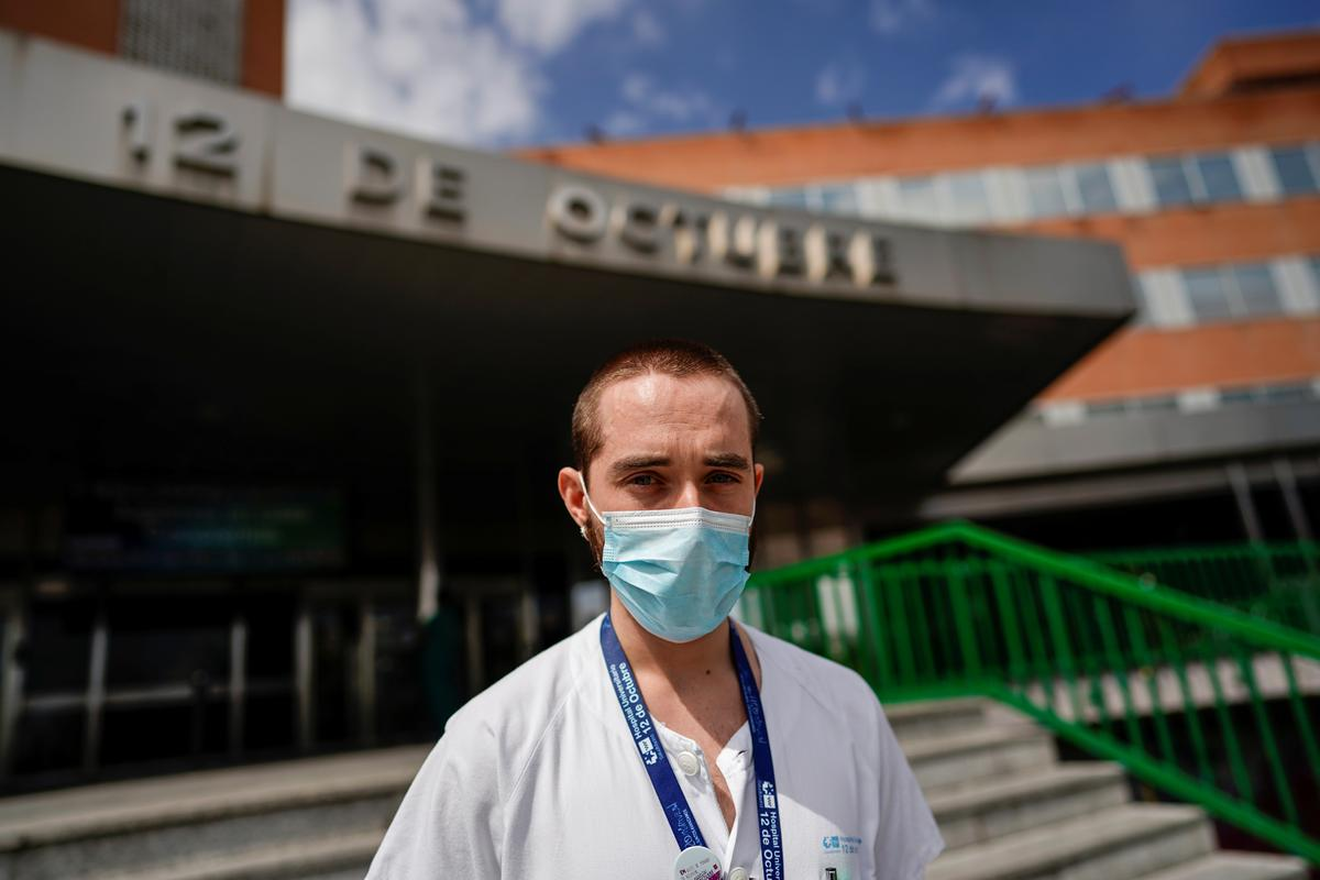 Young doctors brave overwhelming coronavirus crisis