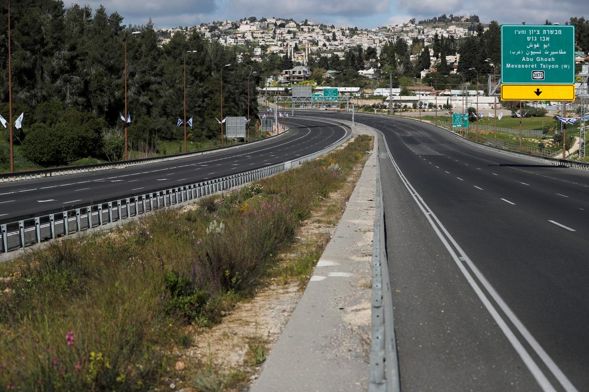 Passover in Israel looks like Yom Kippur - roads empty due to coronavirus