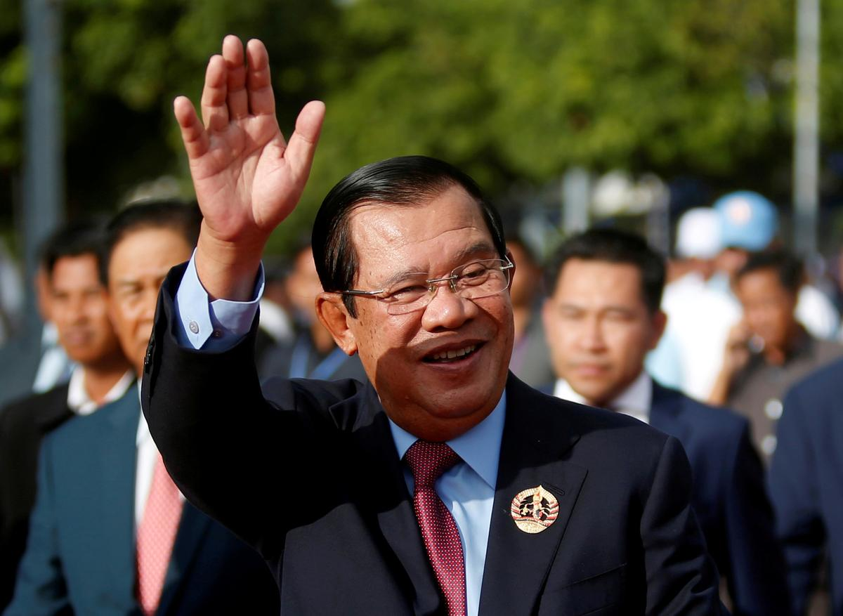 Cambodia adopts law to allow for emergency powers to tackle coronavirus