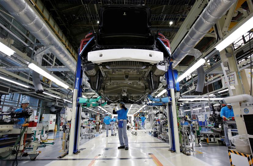 工場 休み トヨタ 台風の危険を考えて工場を休みにしたトヨタと台風の中でも出勤させた自動車メーカー
