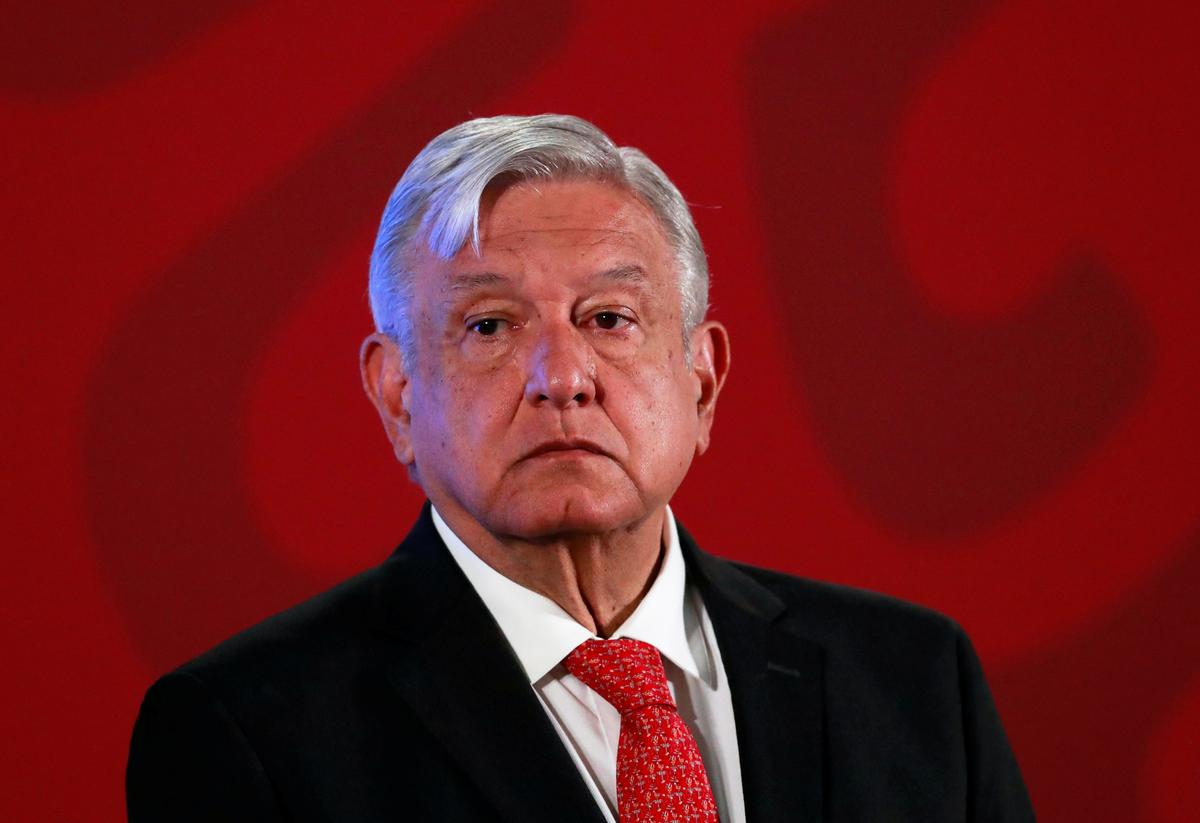 Mexico seeks more medical equipment from U.S. and China