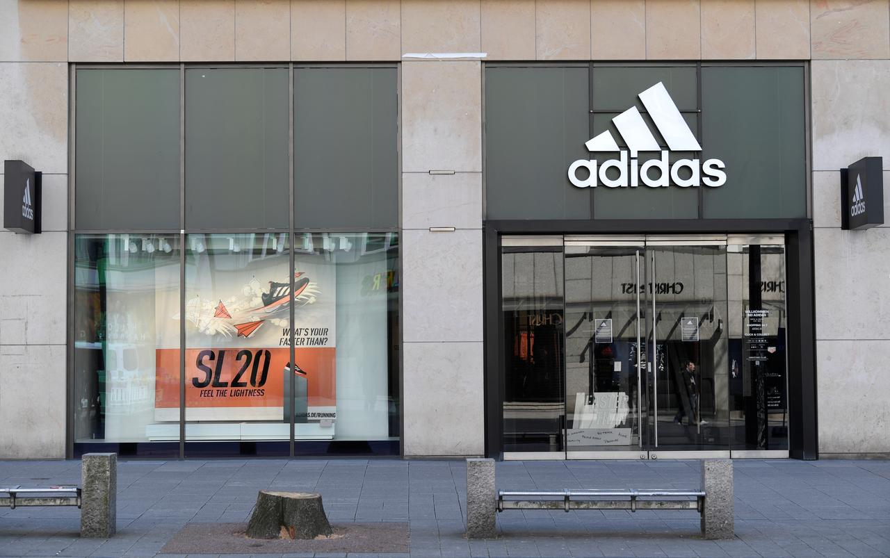 Adidas gets 3 billion euro government backed loan, suspends ...