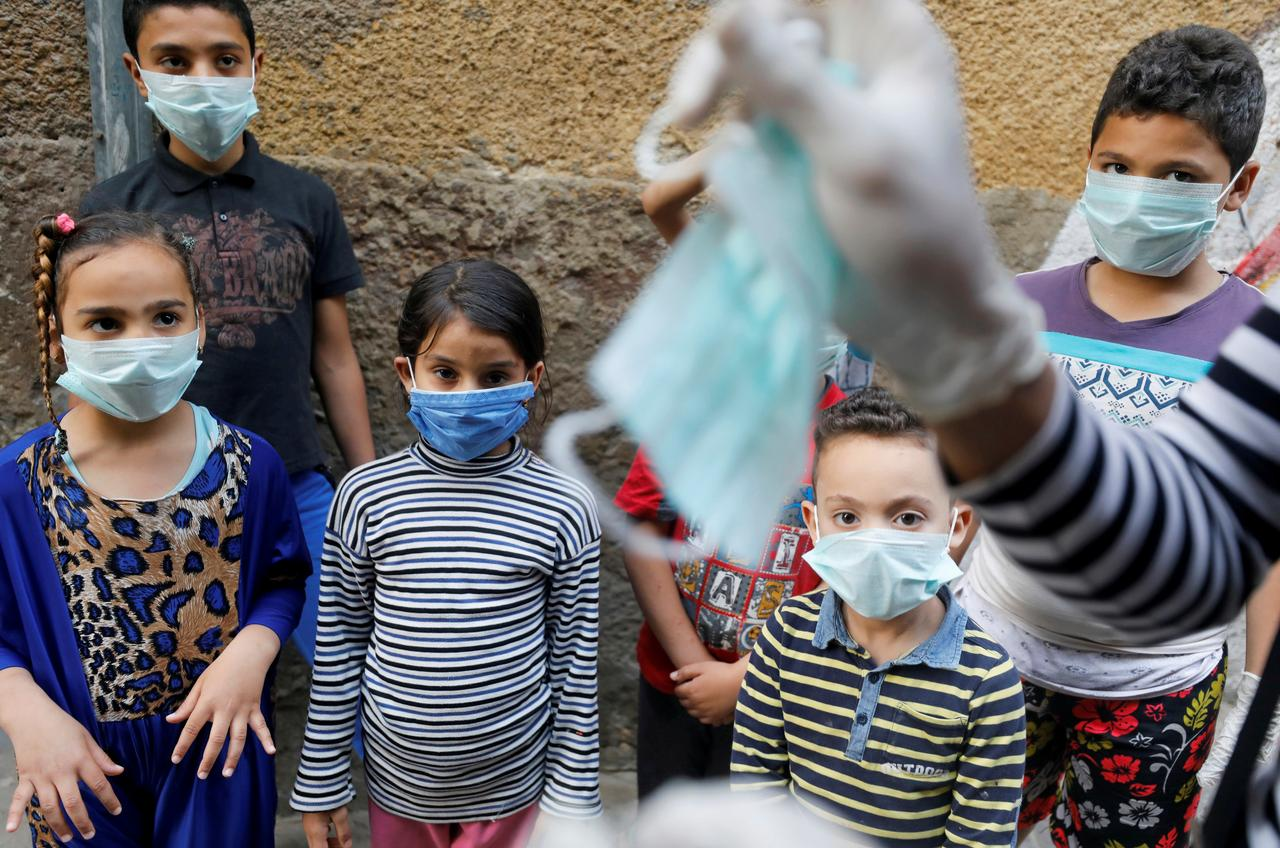 Gabriel Salguero on Children Are Suffering as Coronavirus Ravages Our Nation