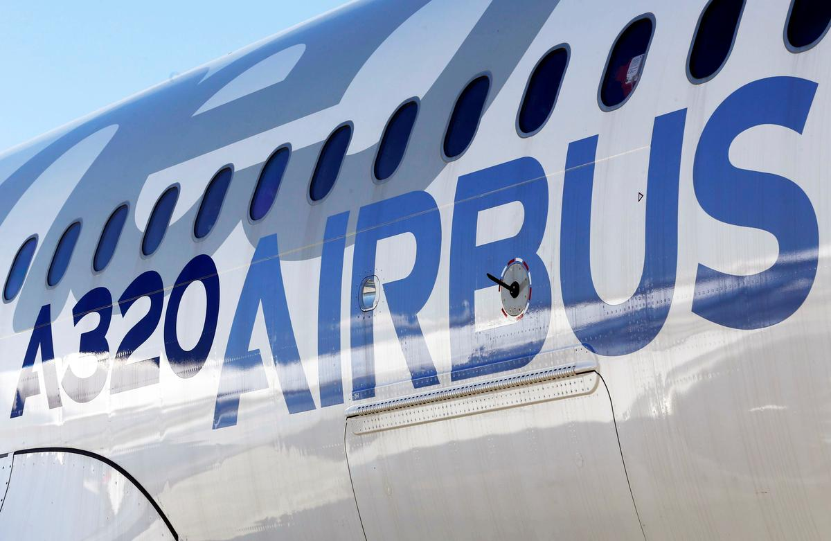 Airbus furloughs 3,000 French aerospace workers