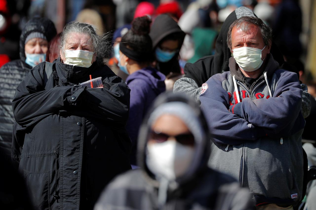 UK's Former Chief Scientific Adviser Says Coronavirus Will be Around 'Forever'