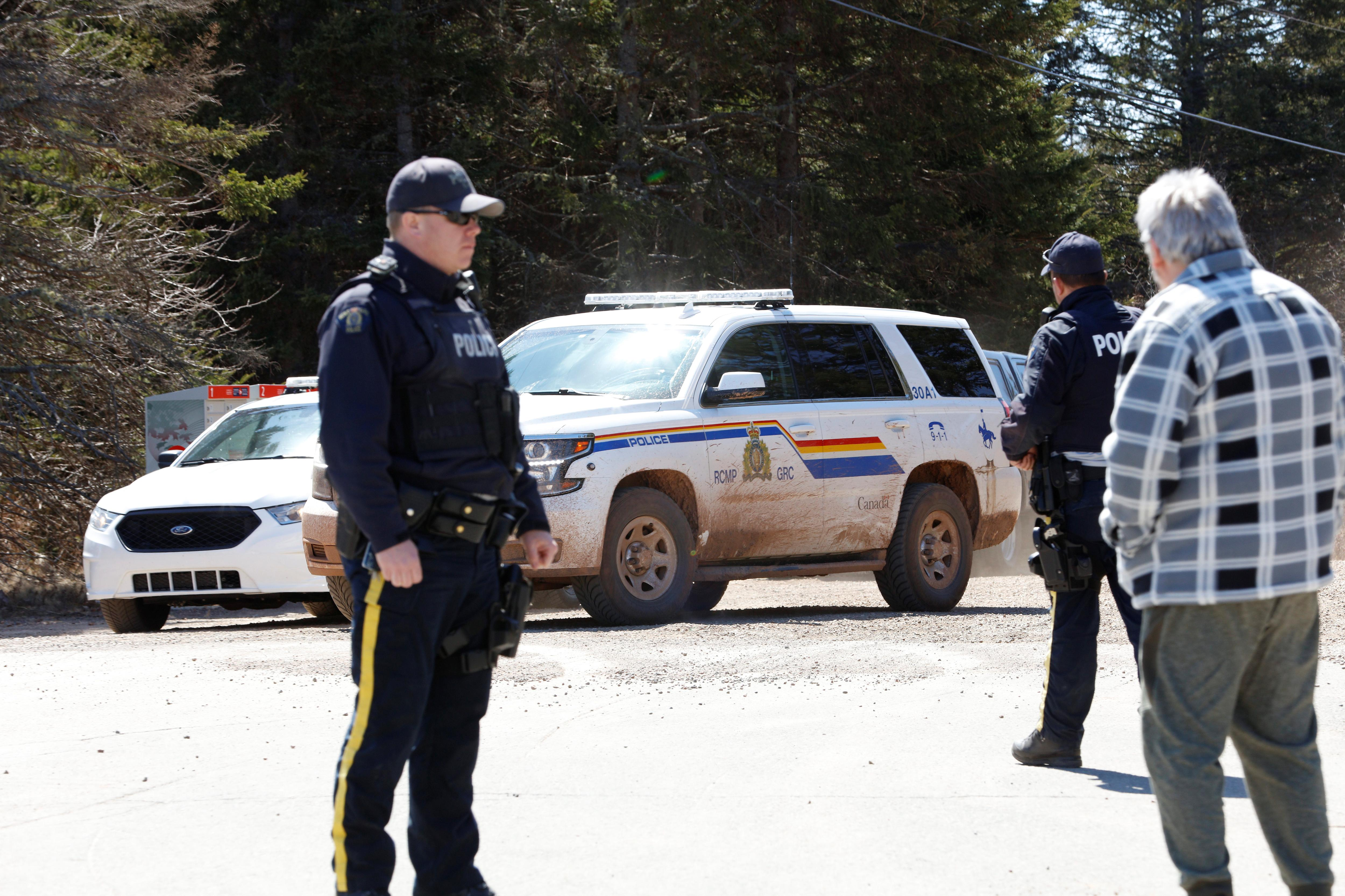 Gunman kills at least 16 in Nova Scotia in Canada's worst mass shooting