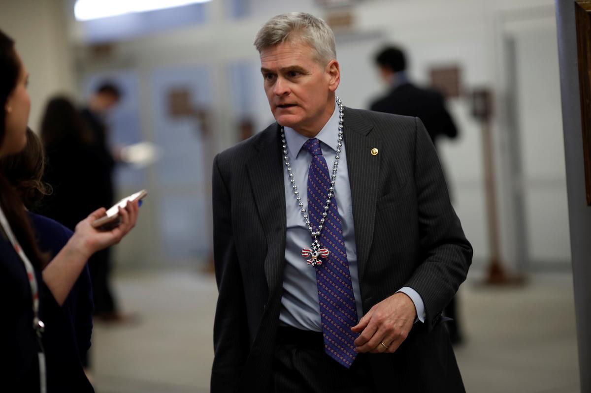 U.S. senators propose $500 billion rescue for state, local governments