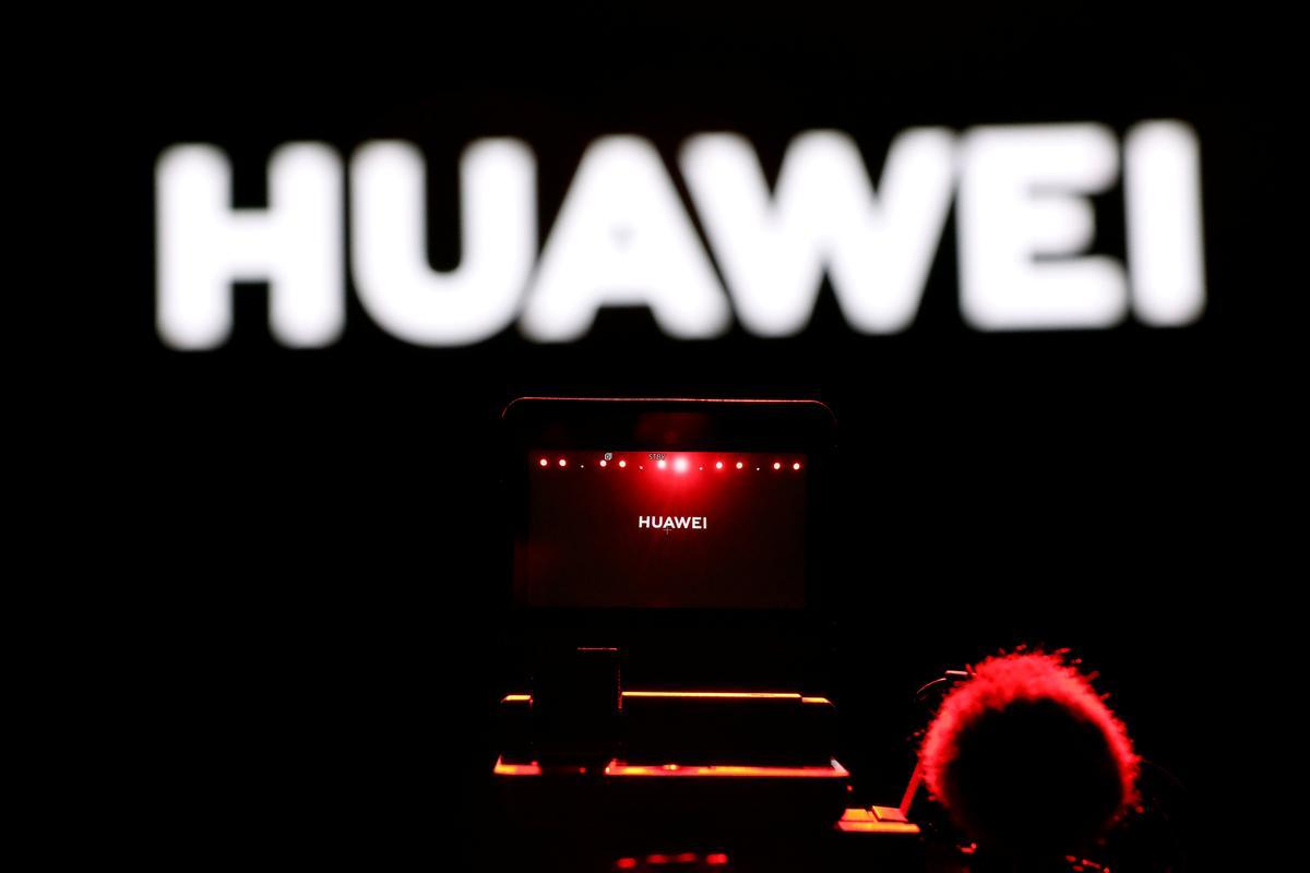 Huawei first-quarter revenue growth slows sharply amid U.S. ban, virus headwinds